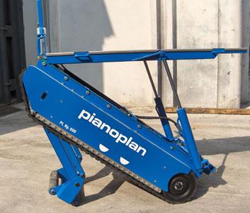 Pianoplan speedy typ horizontal h h vertriebs gmbh - Diable electrique monte escalier prix ...